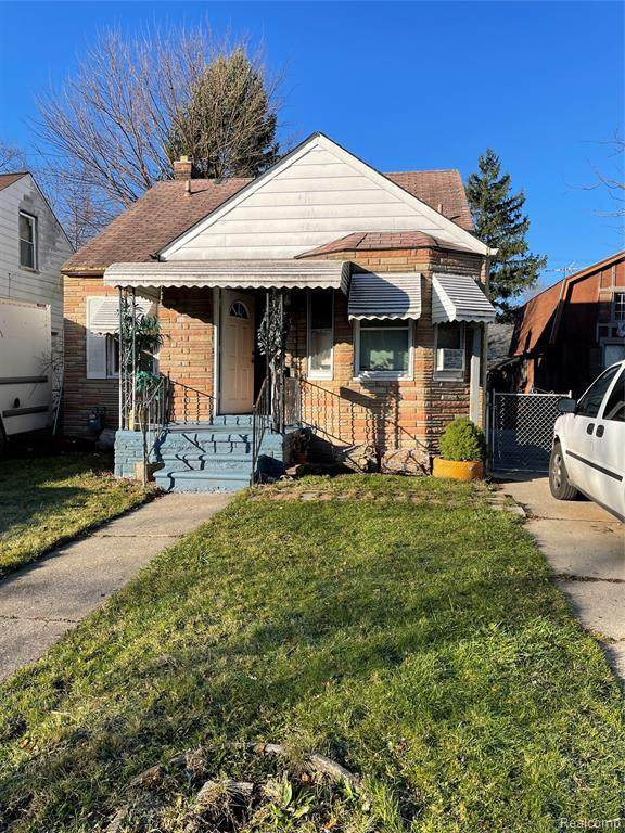 6339 Westwood St, Detroit, MI 48228 (MLS #R2200097199) :: Berkshire Hathaway HomeServices Snyder & Company, Realtors®