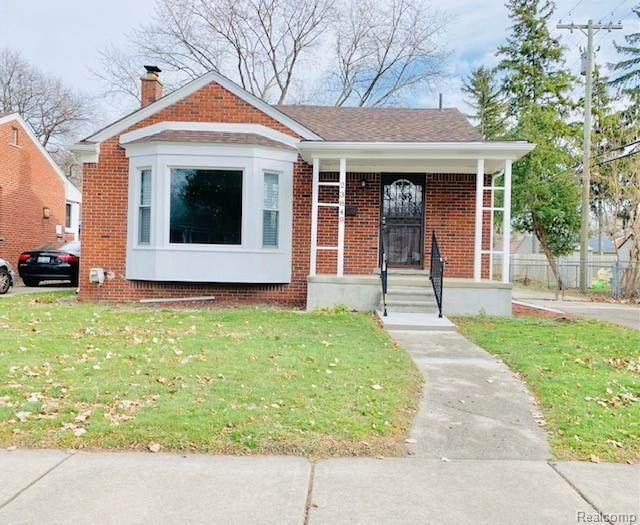 23840 Norwood St, Oak Park, MI 48237 (MLS #R2200098253) :: Berkshire Hathaway HomeServices Snyder & Company, Realtors®