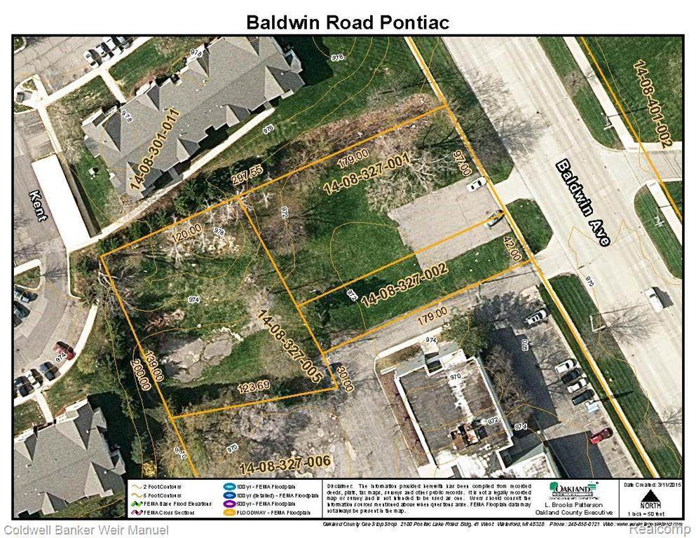1701 Baldwin Road - Photo 1