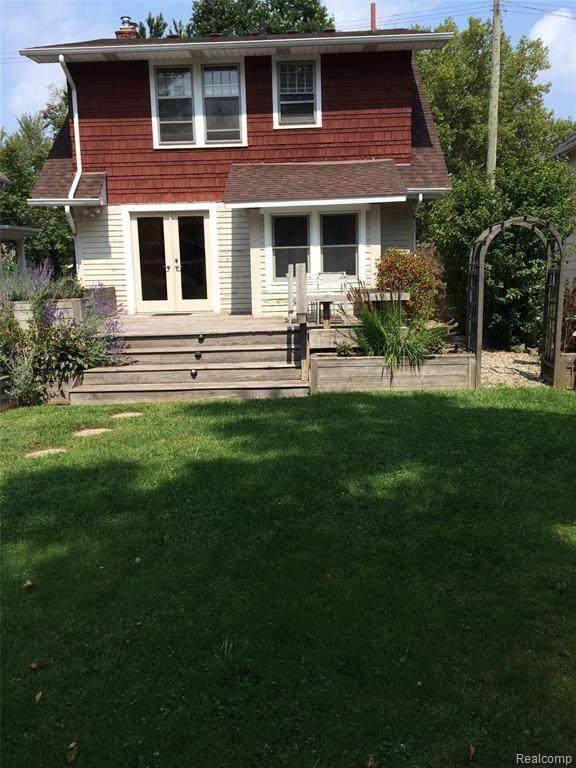 820 Dewey Ave, Ann Arbor, MI 48104 (MLS #R2210000934) :: Berkshire Hathaway HomeServices Snyder & Company, Realtors®