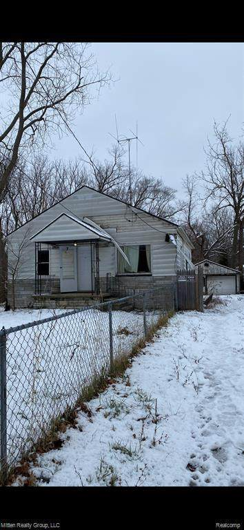 3906 Branch Rd, Flint, MI 48506 (MLS #R2210003297) :: Berkshire Hathaway HomeServices Snyder & Company, Realtors®