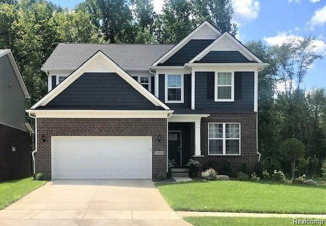 3847 Sienna Dr, Sterling Heights, MI 48314 (MLS #R2210004812) :: Berkshire Hathaway HomeServices Snyder & Company, Realtors®