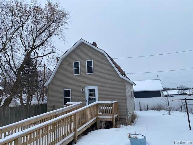 913 North Street, Howell, MI 48843 (MLS #R2210009544) :: Berkshire Hathaway HomeServices Snyder & Company, Realtors®