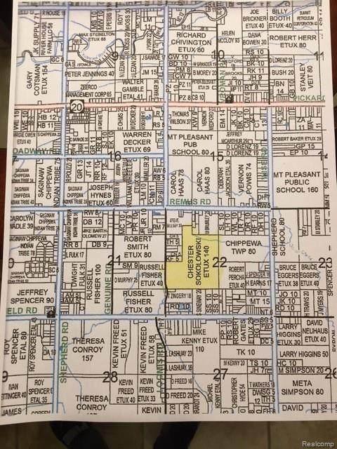 3637 S Loomis Road, Mount Pleasant, MI 48858 (MLS #R2210009608) :: Berkshire Hathaway HomeServices Snyder & Company, Realtors®