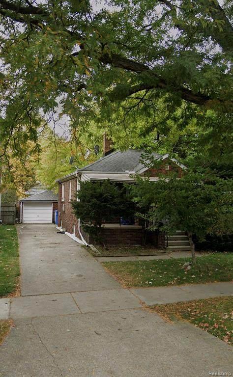 6007 Mayburn Street, Dearborn Heights, MI 48127 (MLS #R2210011534) :: Berkshire Hathaway HomeServices Snyder & Company, Realtors®