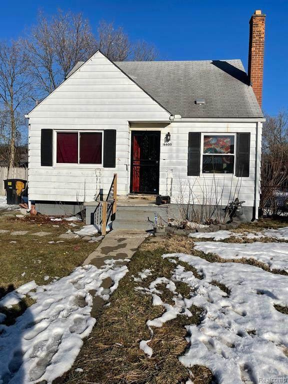 16600 Stahelin, Detroit, MI 48219 (MLS #R2210012758) :: Berkshire Hathaway HomeServices Snyder & Company, Realtors®