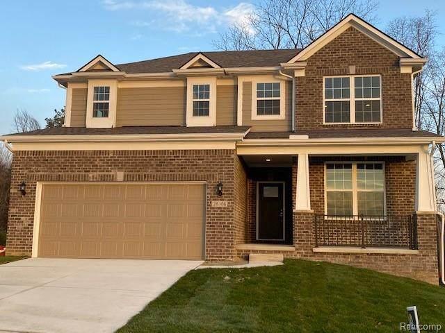 2443 Fortuna Way, Ann Arbor, MI 48108 (MLS #R2210013038) :: Berkshire Hathaway HomeServices Snyder & Company, Realtors®
