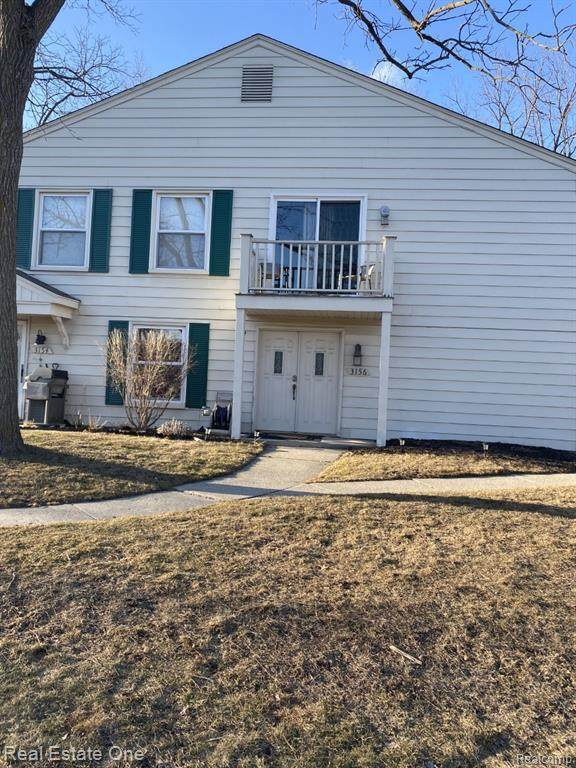 3156 Beechtree #52, Lake Orion, MI 48360 (MLS #R2210014561) :: Berkshire Hathaway HomeServices Snyder & Company, Realtors®