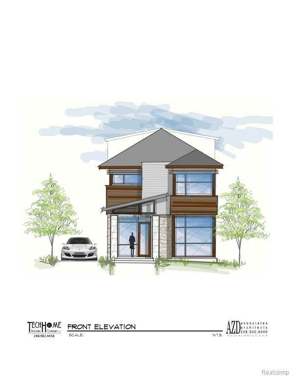 1635 S Bates Street, Birmingham, MI 48009 (MLS #R2210017281) :: Berkshire Hathaway HomeServices Snyder & Company, Realtors®