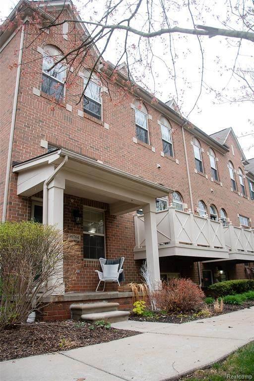 39764 Rockcrest Circle, Northville, MI 48168 (MLS #R2210020517) :: Berkshire Hathaway HomeServices Snyder & Company, Realtors®