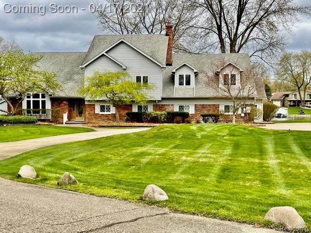 4726 Surfwood Drive, Bal Of Oakland, MI 48382 (MLS #R2210023846) :: Berkshire Hathaway HomeServices Snyder & Company, Realtors®