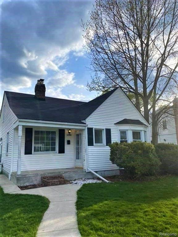 20720 Gaukler Street, Saint Clair Shores, MI 48080 (MLS #R2210026891) :: Berkshire Hathaway HomeServices Snyder & Company, Realtors®