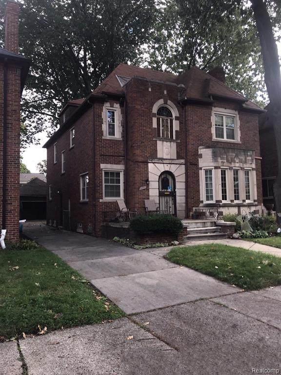 17580 Prairie Street, Detroit, MI 48221 (MLS #R2210027176) :: Berkshire Hathaway HomeServices Snyder & Company, Realtors®