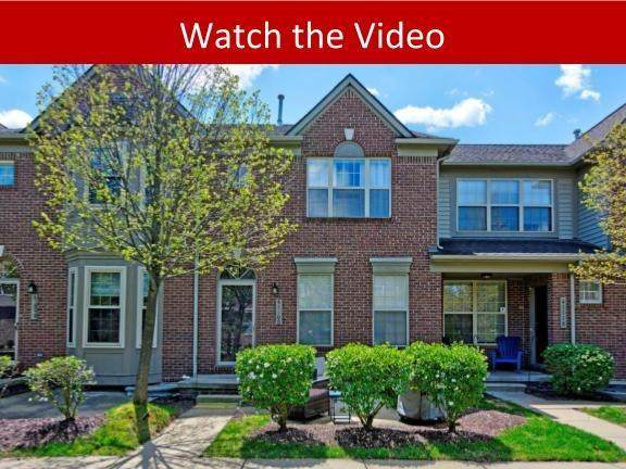 41100 Maplewood Drive, Canton, MI 48187 (MLS #3272945) :: The Toth Team