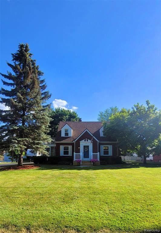 5891 Parkside Street, Monroe, MI 48161 (MLS #R2210046265) :: Berkshire Hathaway HomeServices Snyder & Company, Realtors®