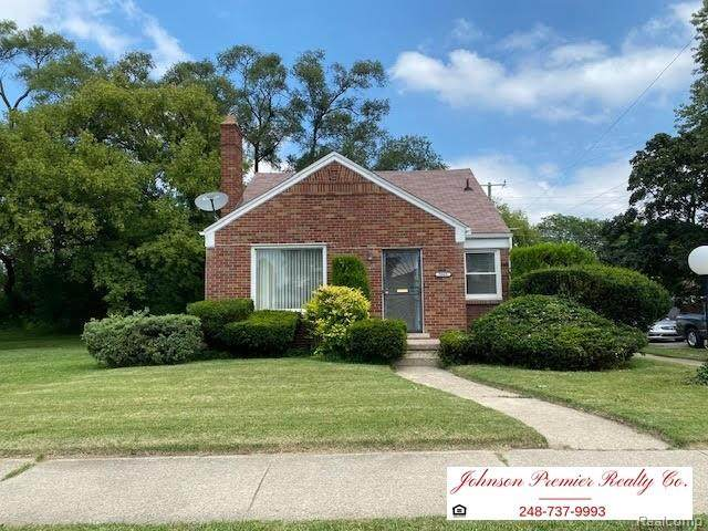 9865 E Outer Drive, Detroit, MI 48224 (MLS #R2210065223) :: Berkshire Hathaway HomeServices Snyder & Company, Realtors®