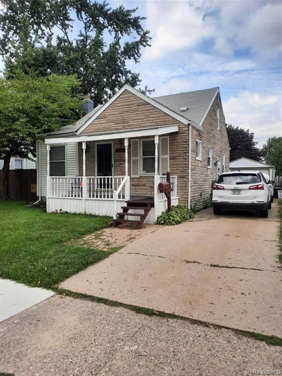 338 W Tacoma Street, Clawson, MI 48017 (MLS #R2210069362) :: Berkshire Hathaway HomeServices Snyder & Company, Realtors®