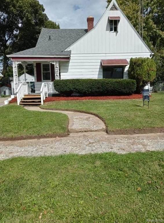 2612 Raskob Street, Flint, MI 48504 (MLS #R2210073432) :: Berkshire Hathaway HomeServices Snyder & Company, Realtors®