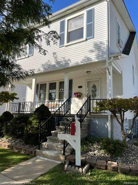 22058 Audette Street, Dearborn, MI 48124 (MLS #R2210075374) :: Berkshire Hathaway HomeServices Snyder & Company, Realtors®