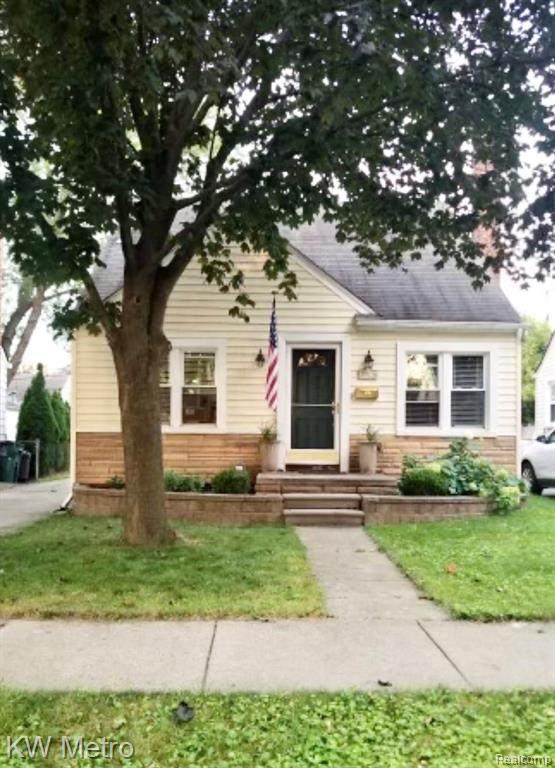 3919 Phillips Avenue, Berkley, MI 48072 (MLS #R2210075782) :: Berkshire Hathaway HomeServices Snyder & Company, Realtors®