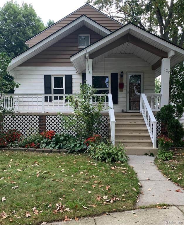 132 Florence Street, Clawson, MI 48017 (MLS #R2210075910) :: Berkshire Hathaway HomeServices Snyder & Company, Realtors®