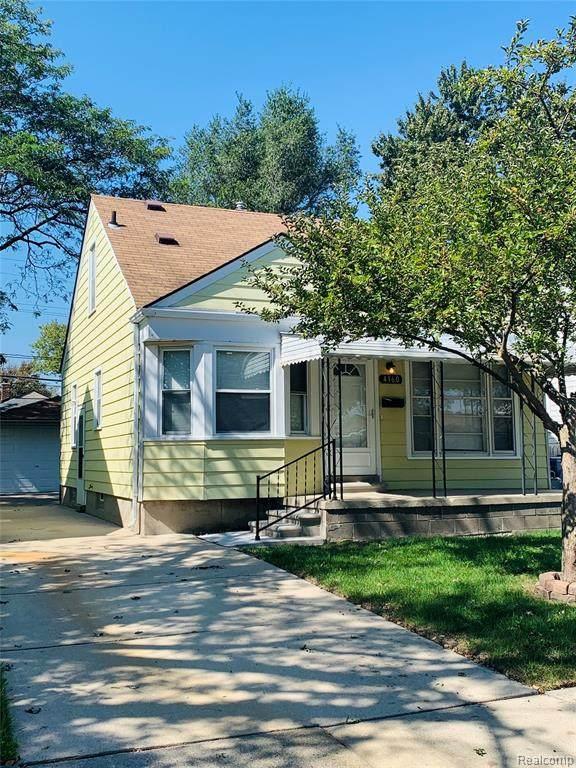 4160 Hubbard Avenue, Lincoln Park, MI 48146 (MLS #R2210079156) :: Berkshire Hathaway HomeServices Snyder & Company, Realtors®