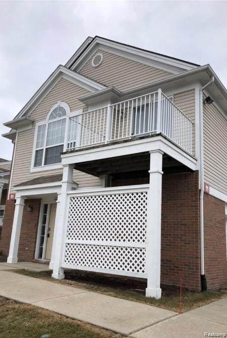 16876 Dover Drive, Northville, MI 48168 (MLS #R2210079686) :: Berkshire Hathaway HomeServices Snyder & Company, Realtors®