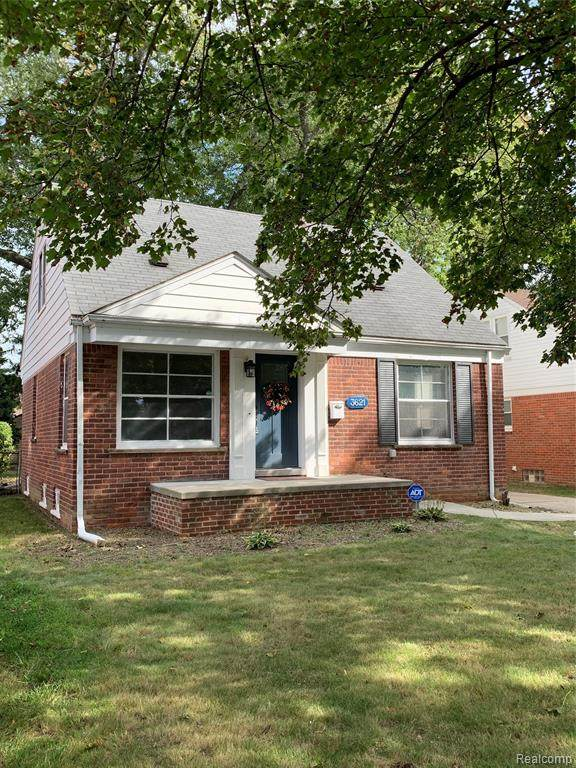 3621 Polk Street, Dearborn, MI 48124 (MLS #R2210083102) :: Berkshire Hathaway HomeServices Snyder & Company, Realtors®