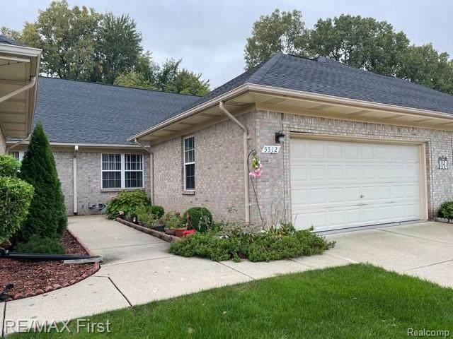 5512 Seabreeze Lane, Sterling Heights, MI 48310 (MLS #R2210083929) :: Berkshire Hathaway HomeServices Snyder & Company, Realtors®