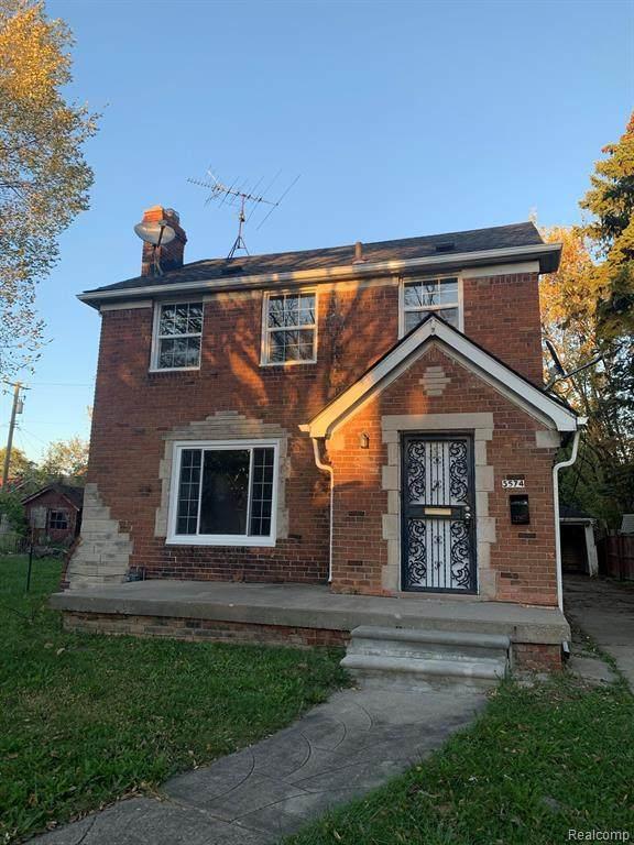 5574 Buckingham Avenue, Detroit, MI 48224 (MLS #R2210088025) :: Berkshire Hathaway HomeServices Snyder & Company, Realtors®