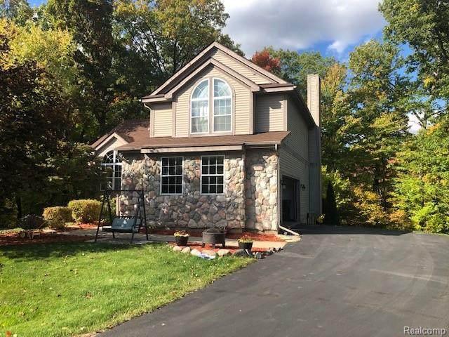 2711 Ravineside Ln S, Howell, MI 48843 (MLS #R2200083878) :: Berkshire Hathaway HomeServices Snyder & Company, Realtors®