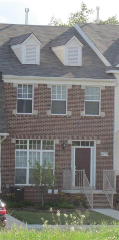11102 Egret Lane Lane, Walled Lake, MI 48390 (MLS #R2210084685) :: Berkshire Hathaway HomeServices Snyder & Company, Realtors®