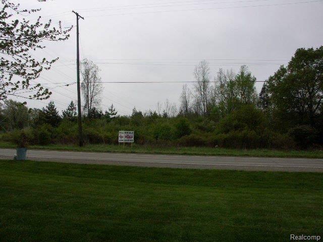 0 Lapeer Rd, Burton, MI 48509 (MLS #R212028748) :: Berkshire Hathaway HomeServices Snyder & Company, Realtors®