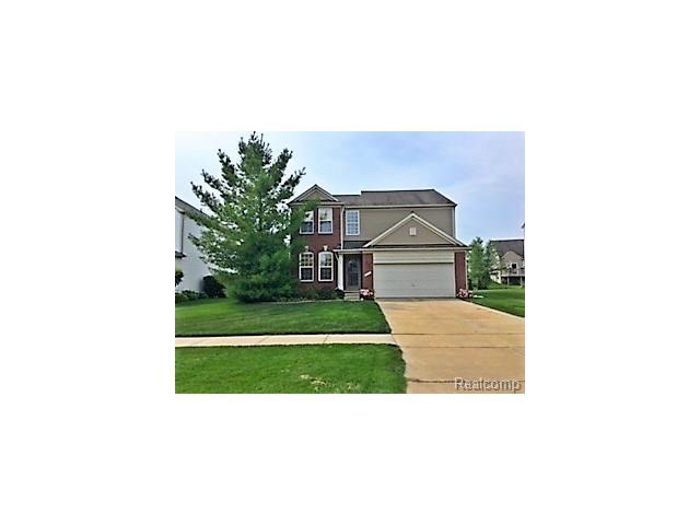 422 Shiloh Drive, Chelsea, MI 48118 (MLS #R217083478) :: Berkshire Hathaway HomeServices Snyder & Company, Realtors®