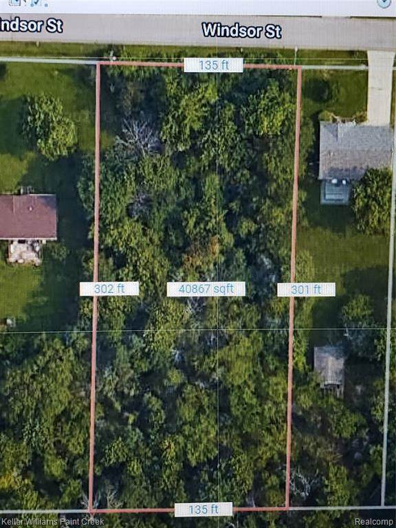 0 Windsor Street Street E, Flint, MI 48507 (MLS #R2200021315) :: Berkshire Hathaway HomeServices Snyder & Company, Realtors®