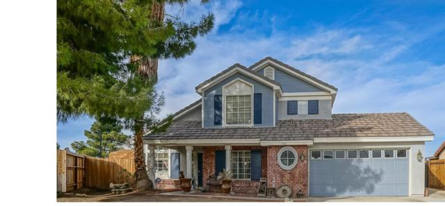 1547 Bengal Court, Palmdale, CA 93551 (#18000613) :: The Real Estate Offices of Talbot and Watson