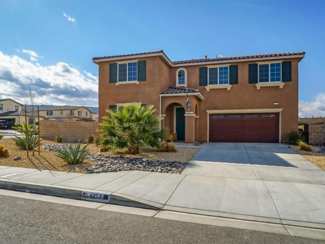 42531 Camden Way, Lancaster, CA 93536 (#18002069) :: The Real Estate Offices of Talbot and Watson