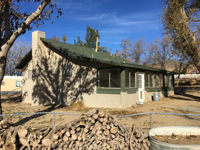 7650 Elizabeth Lake Road, Leona Valley, CA 93551 (#18002595) :: The Real Estate Offices of Talbot and Watson