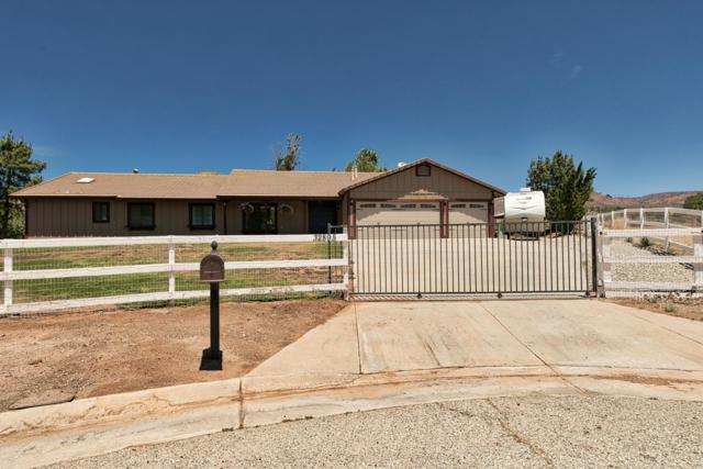 32895 Chantada Avenue, Acton, CA 93510 (#18006286) :: The Real Estate Offices of Talbot and Watson