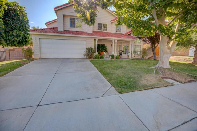 39538 Vicker Way, Palmdale, CA 93551 (#18008921) :: The Real Estate Offices of Talbot and Watson