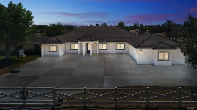 40316 W 18th Street, Palmdale, CA 93551 (#18010046) :: The Real Estate Offices of Talbot and Watson