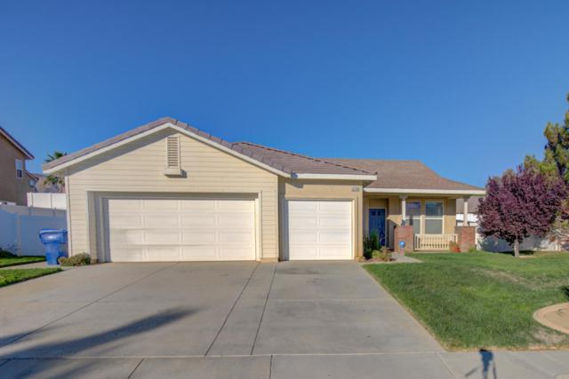 42341 Ridge View Drive, Lancaster, CA 93536 (#18011365) :: The Real Estate Offices of Talbot and Watson