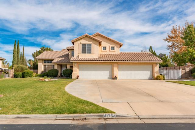 41764 Stratford Circle, Palmdale, CA 93551 (#18011780) :: The Real Estate Offices of Talbot and Watson