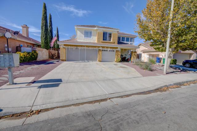 44131 Lotus Court, Lancaster, CA 93536 (#18012179) :: The Real Estate Offices of Talbot and Watson