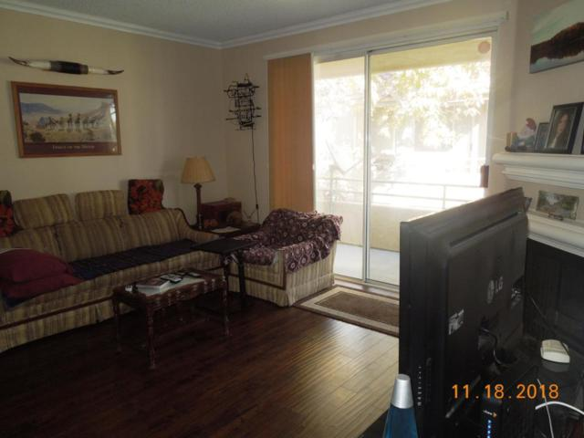 2805 W Avenue K12 Apt 241, Lancaster, CA 93536 (#18012814) :: The Real Estate Offices of Talbot and Watson