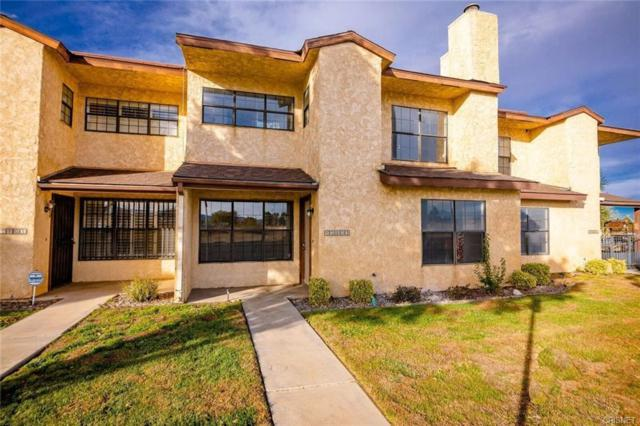 42803 W 15th Street # 8, Lancaster, CA 93534 (#18012849) :: The Real Estate Offices of Talbot and Watson
