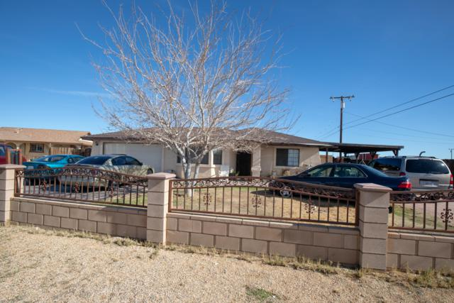 19912 82nd Street, California City, CA 93505 (#19001057) :: The Real Estate Offices of Talbot and Watson