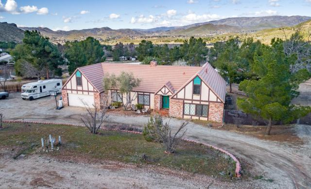 2561 Bent Spur Drive, Acton, CA 93510 (#19002079) :: The Real Estate Offices of Talbot and Watson
