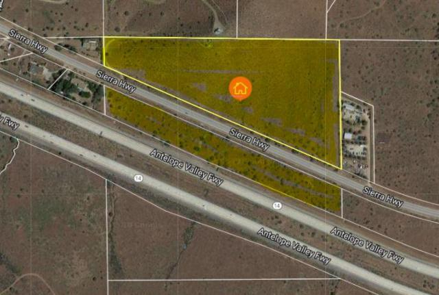 0 Sierra Highway, Acton, CA 93510 (#19002098) :: The Real Estate Offices of Talbot and Watson