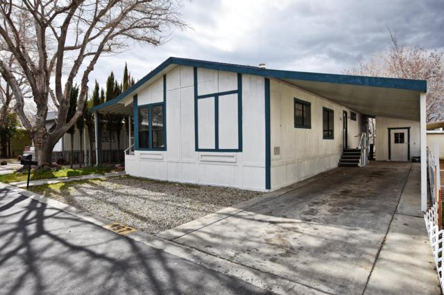 43850 20th Street East #197, Lancaster, CA 93535 (#19002205) :: The Real Estate Offices of Talbot and Watson